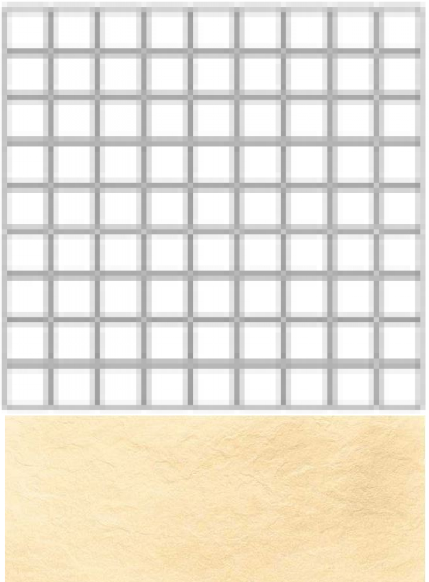 Купить Керамогранит Seranit Riverstone Mosaic Beige (5x5) мозаика 30x30, Турция