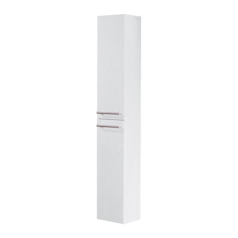 Купить Шкаф-колонна АКВАТОН ЛОГИКА подвесной, белый, Акватон, Россия