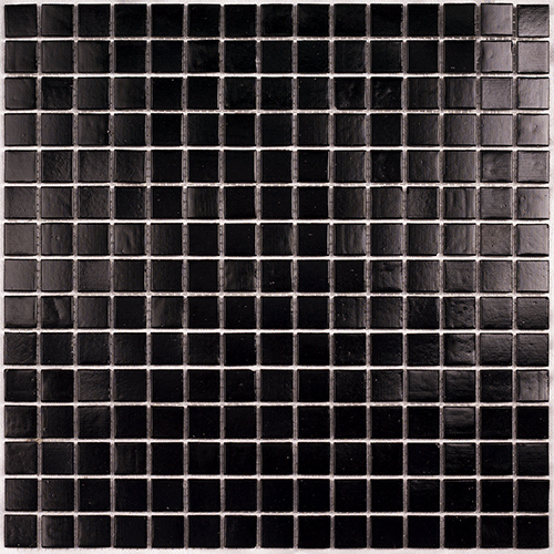 Купить Керамическая плитка China Mosaic Simple Black (на бумаге) (4x20x20) Мозаика 32, 7x32, 7, Китай