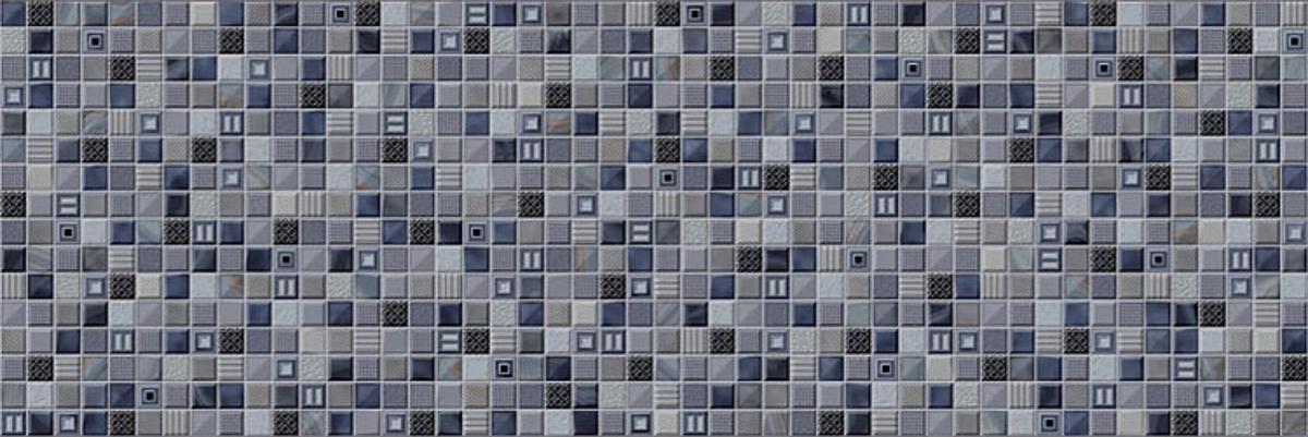 Купить Керамическая плитка Emigres Glass Azul настенная 25х75, Испания