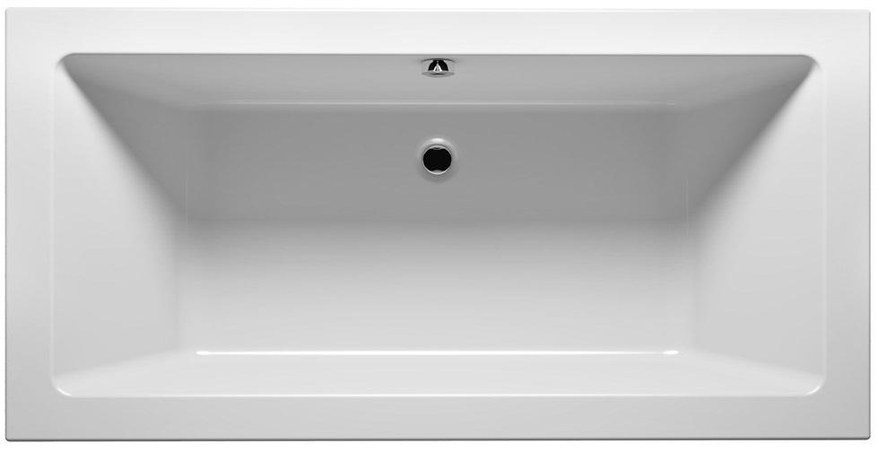 Купить Акриловая ванна Riho Lusso 190x80 без гидромассажа, Чехия