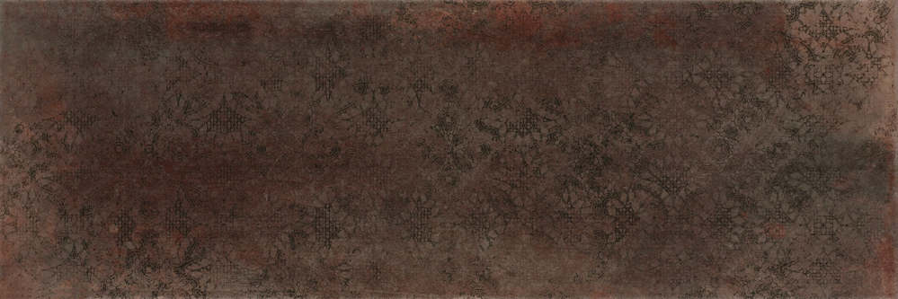 Керамическая плитка Serra Cosmo 524 Decor Copper декор 30x90, Турция  - Купить