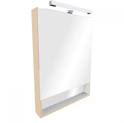 Купить Зеркальный шкаф ROCA The GAP 80 со светильником ZRU9302700, Испания