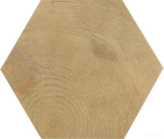 Купить Керамогранит Equipe Hexawood 21629 Natural 17, 5x20, Испания