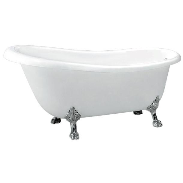 Купить Акриловая ванна BelBagno 1700x805x815 BB04-CRM, Китай