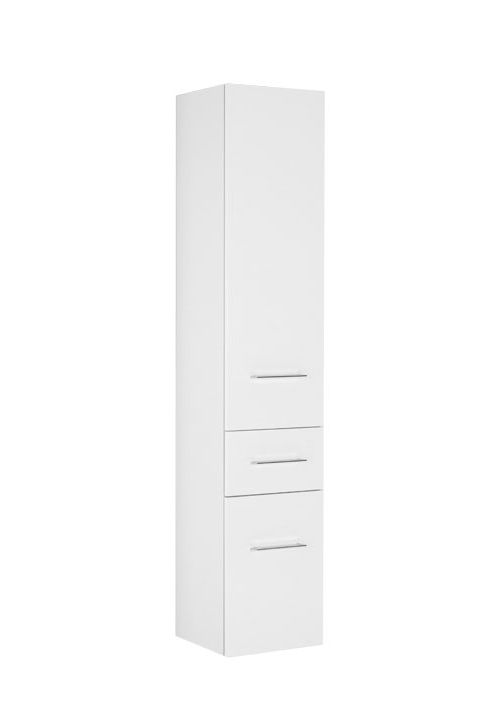 Купить Пенал Aquanet Порто 35 подвесной белый 00195732, Россия