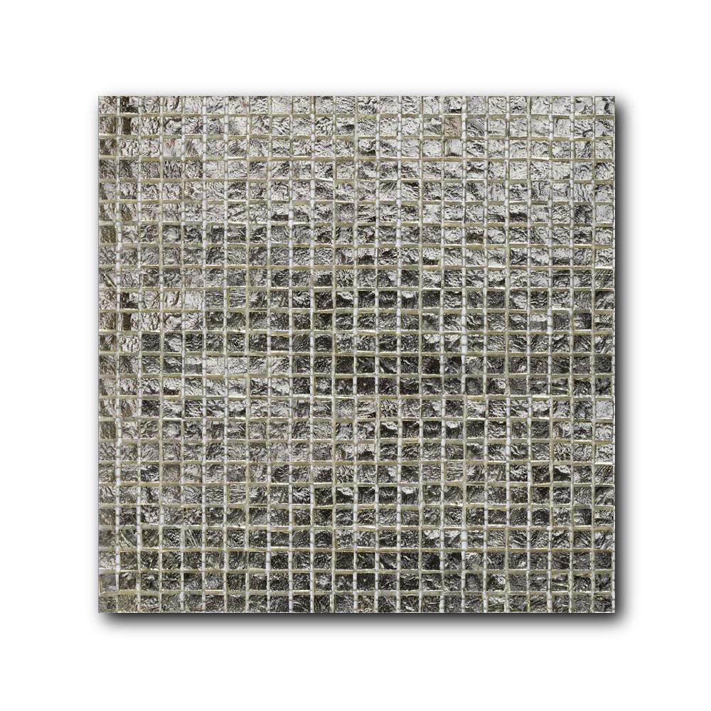 Купить Стеклянная мозаика Art&Natura Murano Specchio 2 (1, 5х1, 5) 30х30, Италия