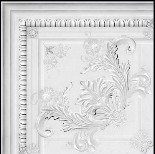 Купить Керамогранит Kerasol Napoles Esquina Belvedere декор 42, 5х42, 5, Испания