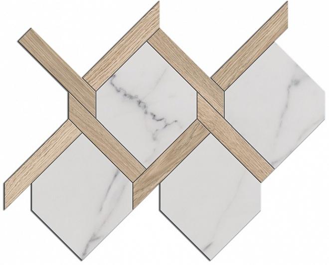 Купить Керамогранит Kerama Marazzi Монте Тиберио ID75 декор наборный 49, 5x42, 3x11, Россия