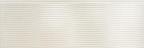 Купить Керамическая плитка Ibero Materika Dec. Earth White декор 25x75, Испания