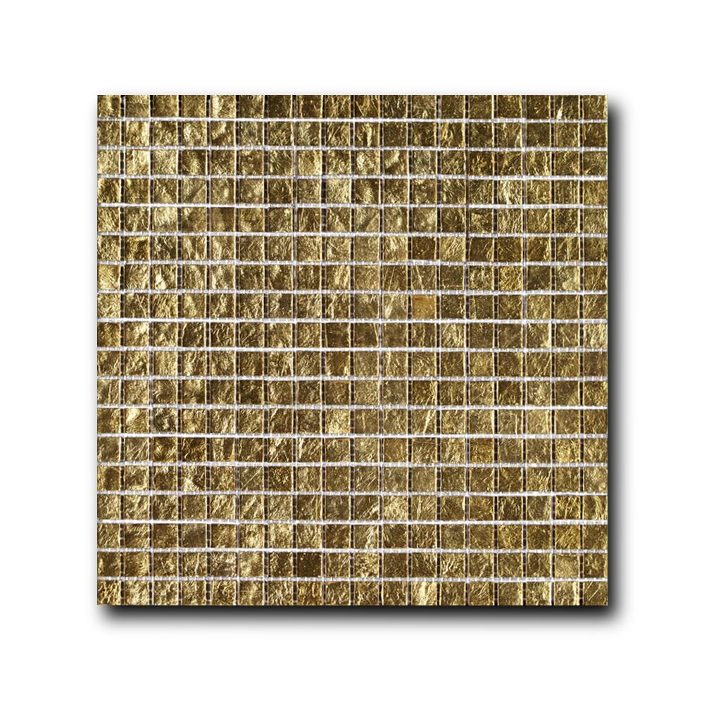 Купить Стеклянная мозаика Art&Natura Murano Specchio 26 (1, 5х1, 5) 30х30, Италия