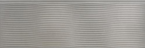 Купить Керамическая плитка Ibero Materika Dec. Earth Dark Grey декор 25x75, Испания