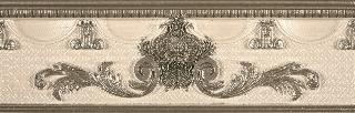 Керамическая плитка Rocersa Aura Cenefa Inserto Scala Vision Бордюр 9x31, 6, Испания  - Купить