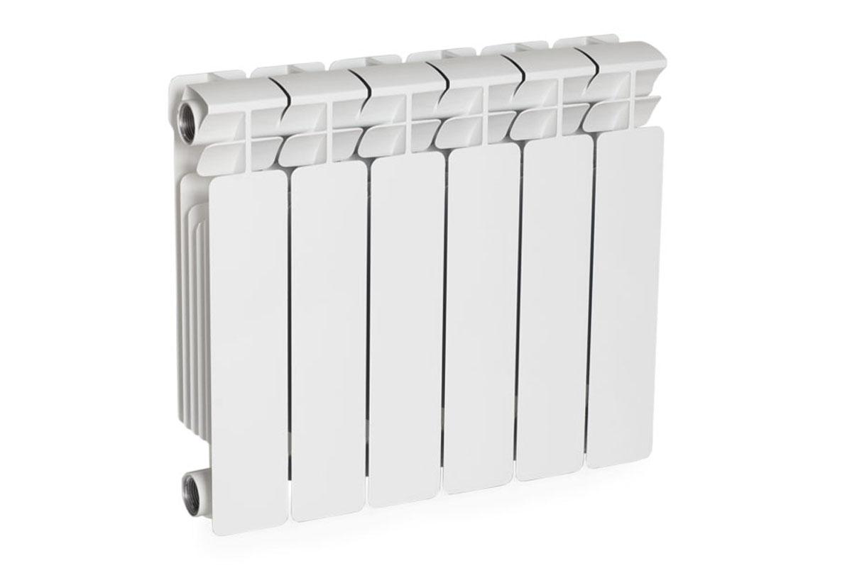 Купить Секционный биметаллический радиатор Рифар Rifar B Base 350 11 секций , Россия