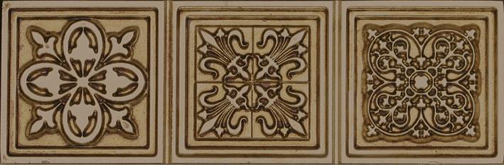 Купить Керамическая плитка Aparici Enigma Symbol Cenefa бордюр 6.5x20, Испания