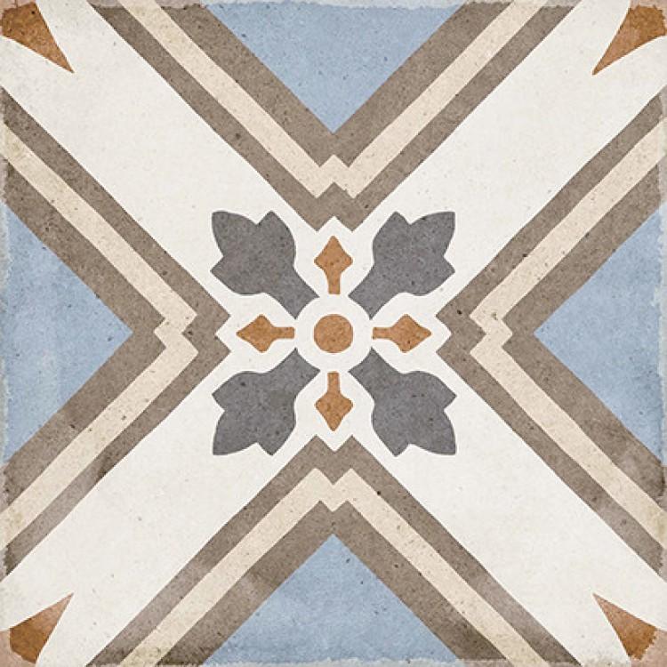 Купить Керамогранит Equipe Art Nouveau 24403 Turin Color 20x20, Испания