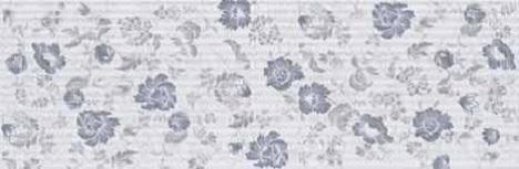 Купить Керамическая плитка Myr Ceramicas Niza Flores Azul декор 20x60, Испания
