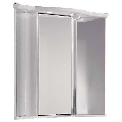 Зеркальный шкаф АКВАТОН АЛЬТАИР 62 белый, Акватон, Россия  - Купить