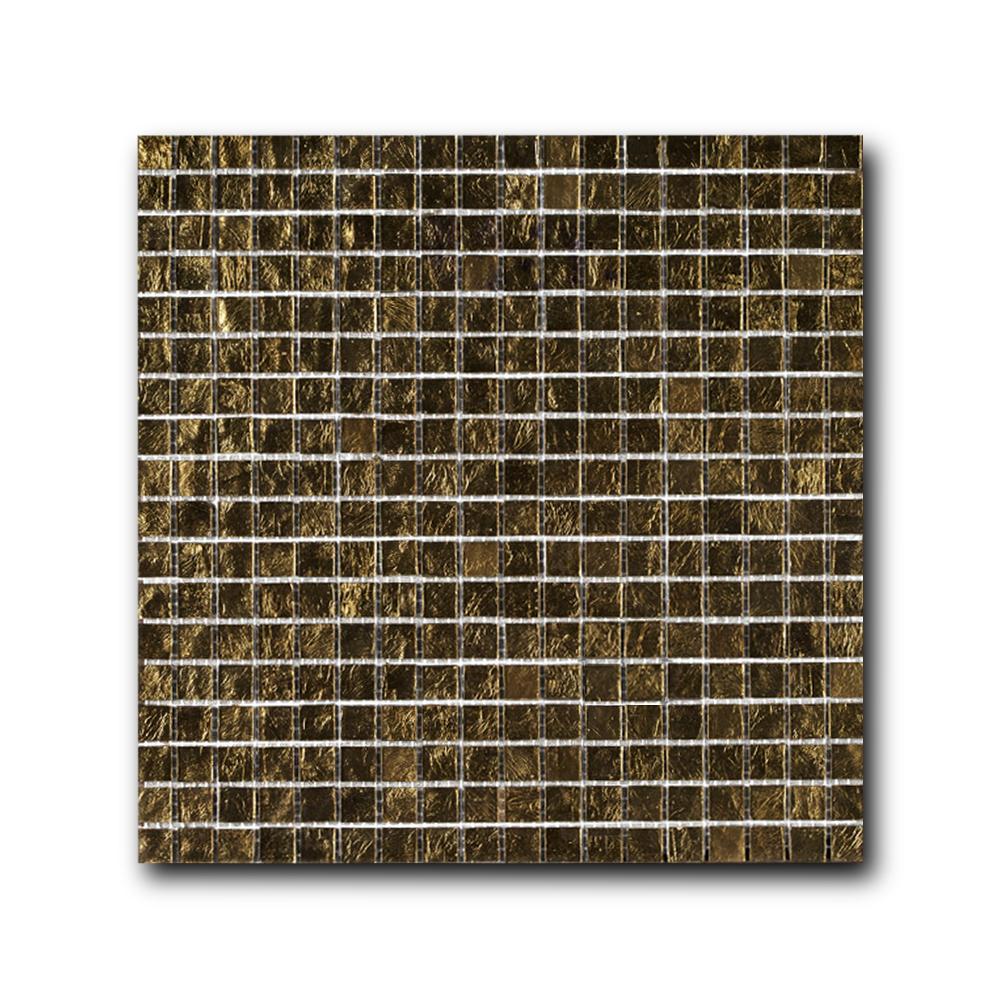 Купить Стеклянная мозаика Art&Natura Murano Specchio 27 (1, 5х1, 5) 30х30, Италия