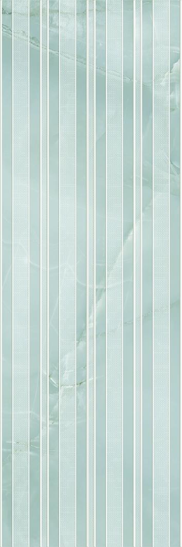 Купить Керамическая плитка Stazia turquoise Декор 02 30х90, Gracia Ceramica, Россия