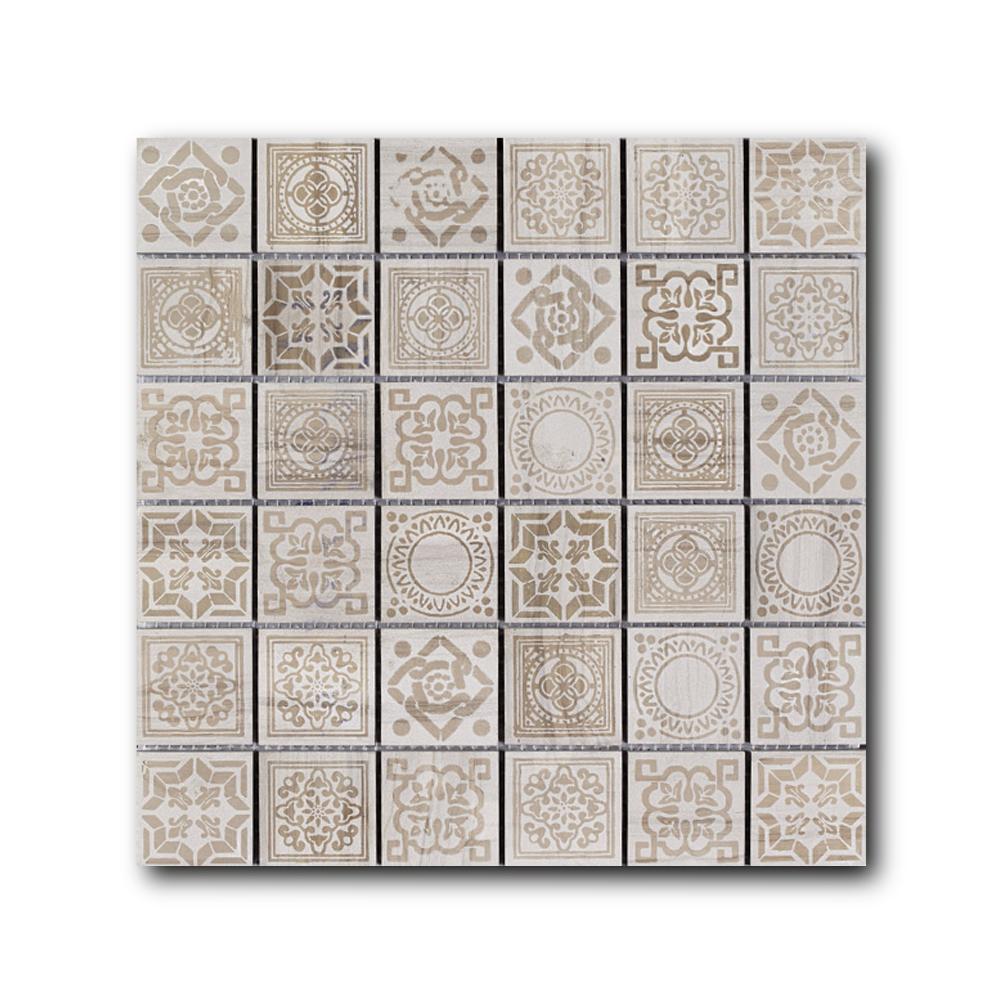 Купить Мозаика Art&Natura Equilibrio M15 (4, 8х4, 8) 30х30, Италия