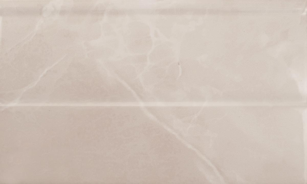 Купить Керамическая плитка Delacora Vardo Crema Zocalo BW0VCZ01 плинтус 15x25, Россия
