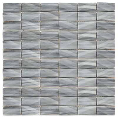 Купить Керамогранит Rocersa Mitra/Trevi Mosaico Net Grey мозаика 30x30, Испания