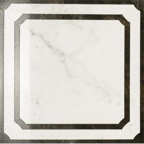 Купить Керамогранит Италон Charme Pearl Ins. Frame декор 60x60, Россия