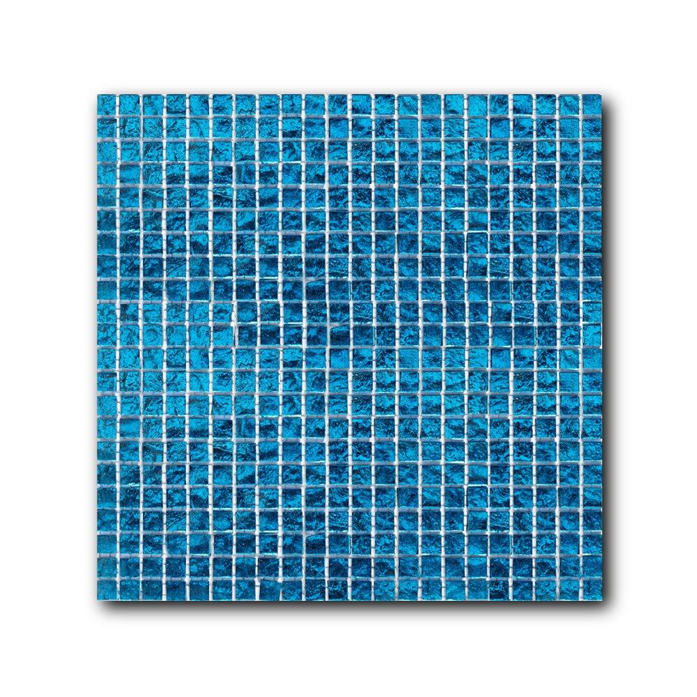 Купить Стеклянная мозаика Art&Natura Murano Specchio 13 (1, 5х1, 5) 30х30, Италия