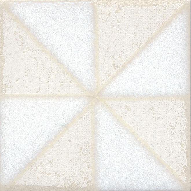 Купить Керамический гранит Kerama Marazzi Амальфи Орнамент Белый STG/B407/1266 Декор 9, 9x9, 9, Россия
