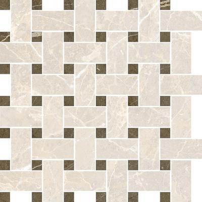 Купить Керамогранит Vitra Marmori K945624LPR Мозаичный Микс Пулпис Кремовый мозаика 31, 5х31, 5, Россия