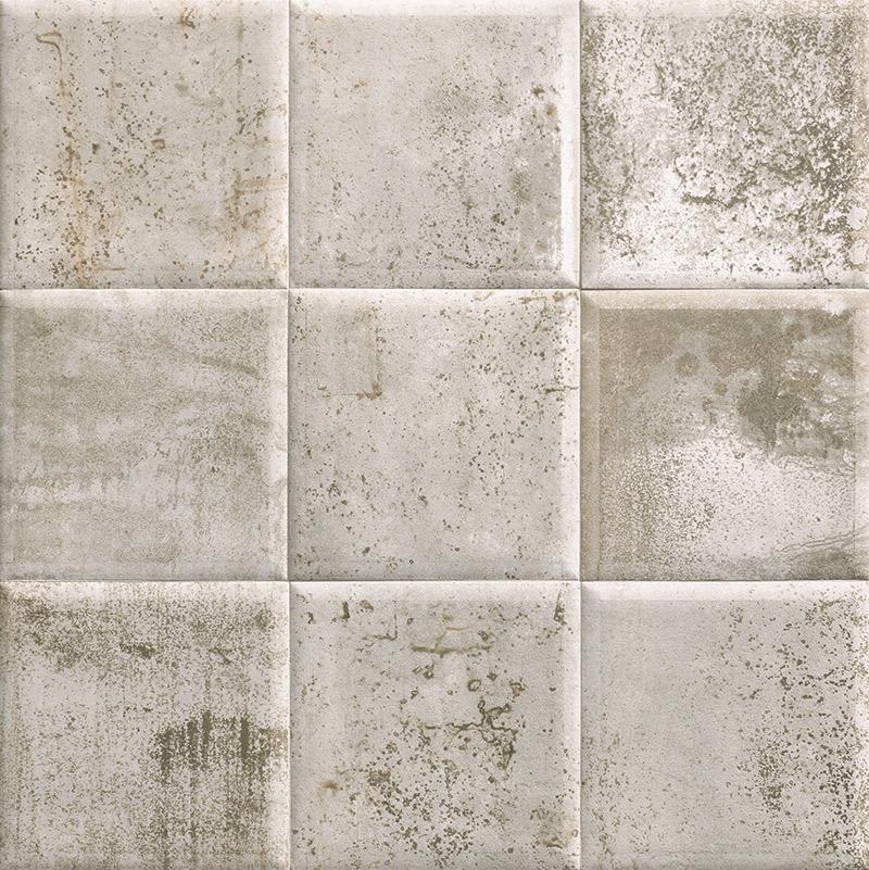 Купить Керамическая плитка Mainzu Tin-Tile Grey настенная 20х20, Испания