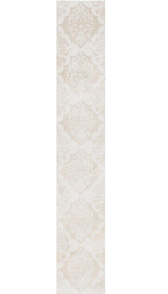 Купить Керамическая плитка Магриб Бордюр настенный бежевый 1504-0158 8х45, Lb-Ceramics, Россия