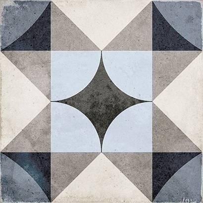 Купить Керамогранит Equipe Art Nouveau 24410 Palais Blue 20x20, Испания