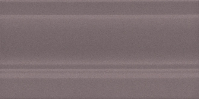 Купить Керамическая плитка Kerama Marazzi Планте FMD003 Коричневый плинтус 10х20, Россия