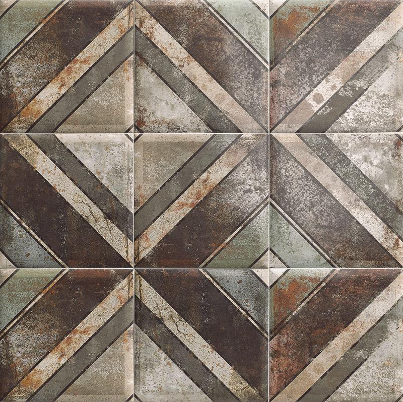 Купить Керамическая плитка Mainzu Tin-Tile Diagonal настенная 20х20, Испания