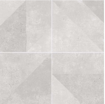 Купить Керамическая плитка Dual Gres Vanguard Pav. Watery Grey (Mix без подбора) напольная 45x45, Испания