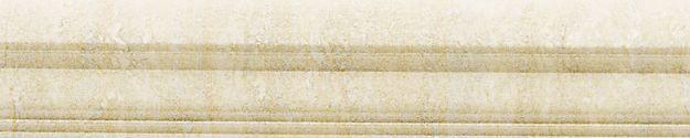 Керамическая плитка Италон Travertino Floor Project 600090000277 Навона Лондон глянц. бордюр 5x25