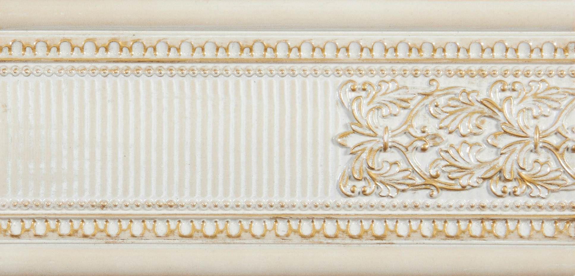 Купить Керамическая плитка Newker Coliseum Forum B Ivory Listello бордюр 15x31, Испания