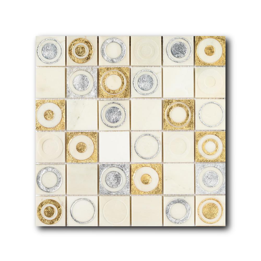 Купить Мозаика Art&Natura Equilibrio 006A (4, 8х4, 8) 30х30, Италия