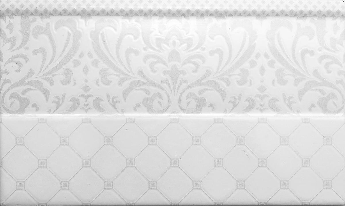 Купить Керамическая плитка Delacora Royal Zocalo BW0ROZ00 плинтус 15x25, Россия