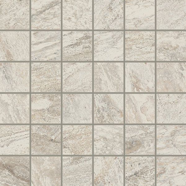 Купить Керамическая плитка Италон Alpi Bianco Inserto Mosaico Мозаика 30x30, Россия