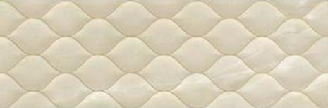 Купить Керамическая плитка Imola Genus GNS2 Decor 27B Beige Wave Декор 25x75, Италия