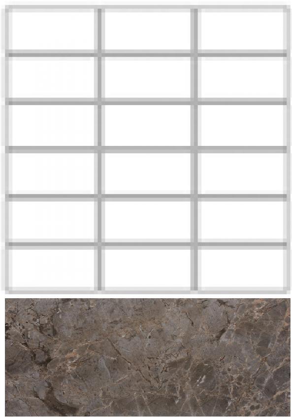 Купить Керамогранит Seranit Gusto Mosaic Grid Taupe-Grey Lappato (10x3, 5) мозаика 30x30, Турция