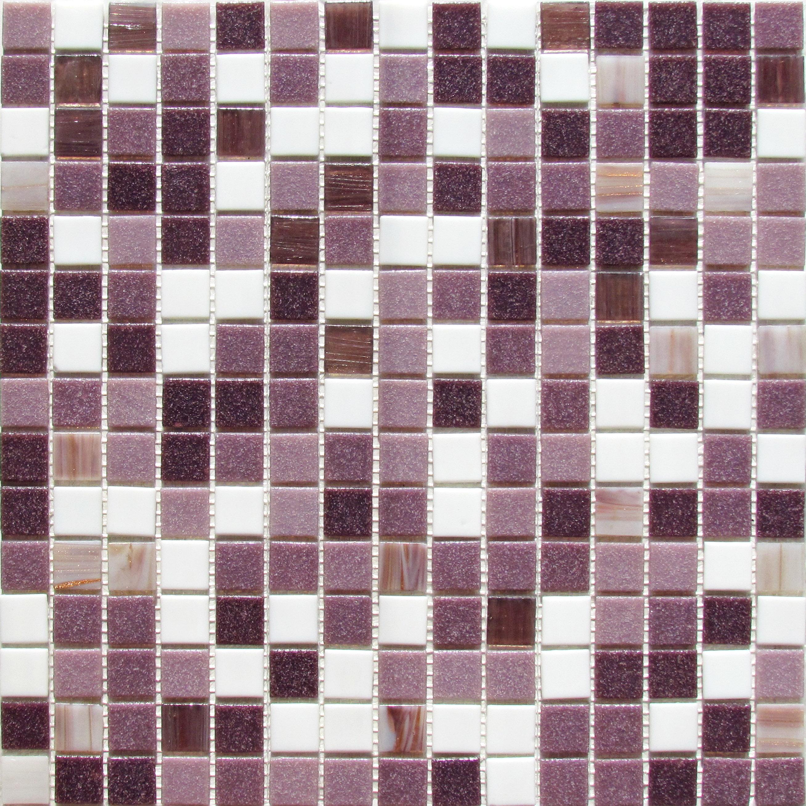Купить Стеклянная Мозаика China Mosaic Pion (4x20x20) 32, 7x32, 7, Китай