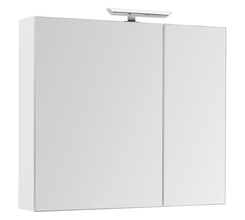 Купить Зеркало Aquanet Йорк 100 белый 00202090, Россия