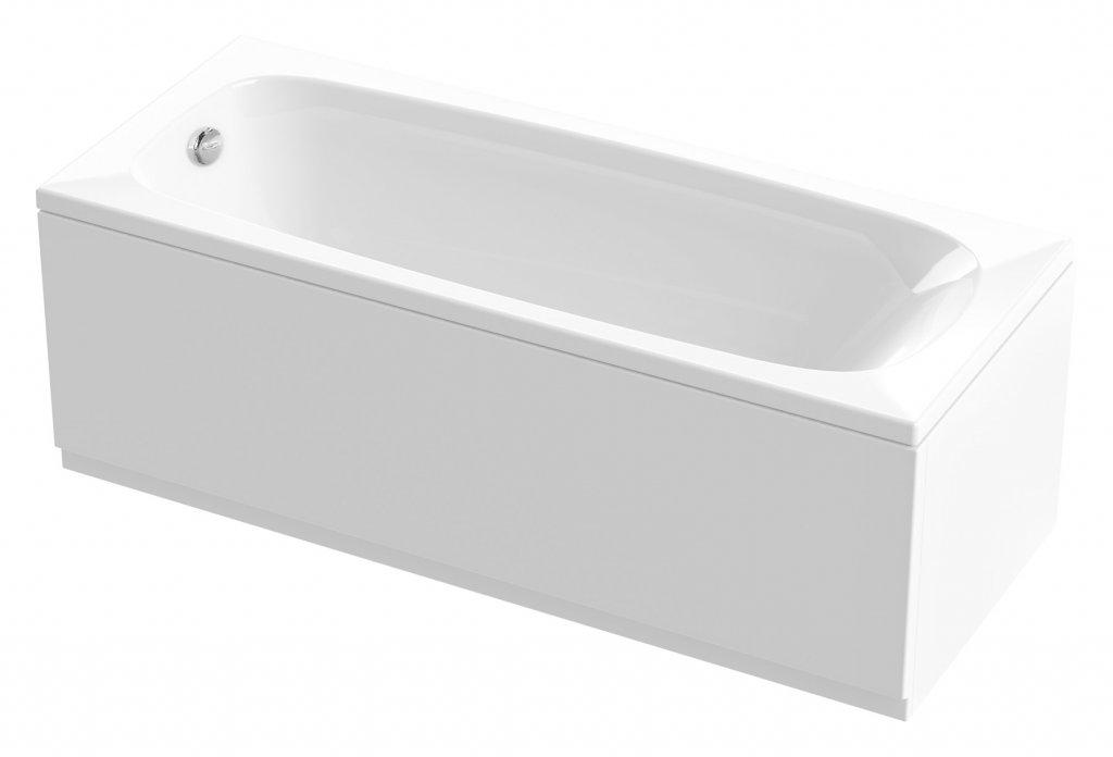Купить Акриловая ванна Cezares ECO 1600х700 ECO-160-70-41, Италия