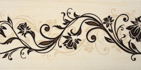 Купить Керамическая плитка Lb-Ceramics Кураж 2 декор 1641-0055 19, 8x39, 8, Россия
