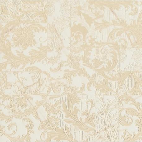 Купить Керамогранит Versace Marble Bianco 240711 Mod. Patch. декор 58, 5x58, 5, Италия