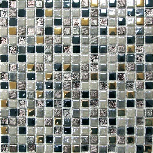Купить Керамическая плитка China Mosaic Space (8x15x15) Мозаика 30x30, Китай